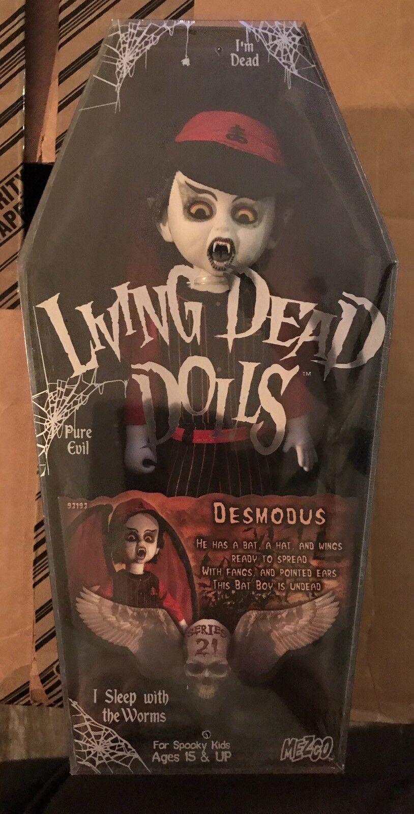Living Dead Dolls Serie 21 Desmodus Ovp