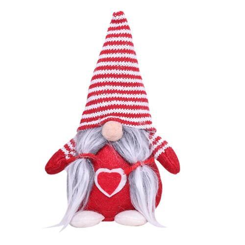 18Styles Santa Gonk Scandi Christmas Gnome Elf Doll Xmas Tree Hanging Decoration