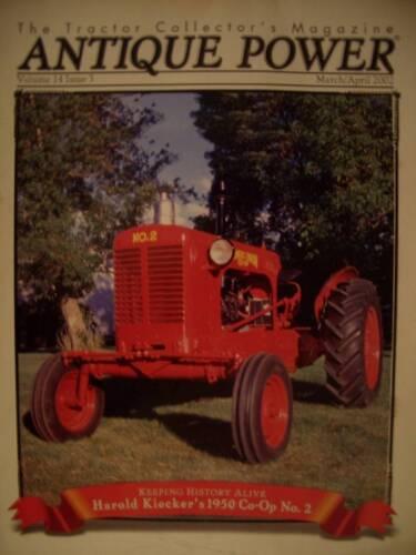 Fordson Wilford Shovel TILLSOIL Aultman /& Taylor Tractor History 30-60