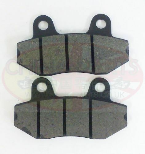 FA086//2 Brake Pads for HYOSUNG GV 125 C 2010 Front