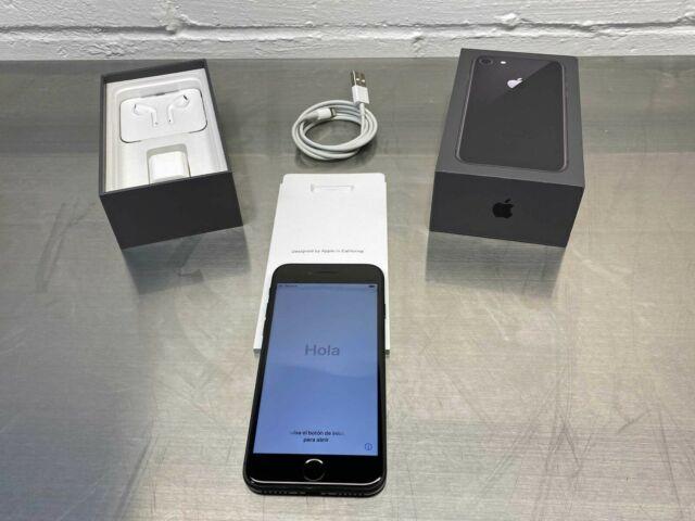 Apple iPhone 8 - 64GB - Space Gray (Unlocked) A1863 (CDMA GSM)