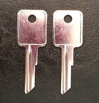 2 Weatherguard Code Cut To K1 To K100 Truck Toolbox Keys