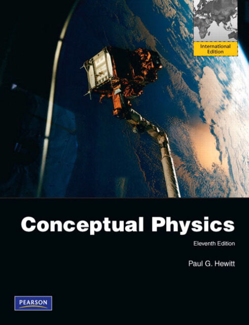 Test bank for conceptual physics 11th edition paul g. Hewitt.