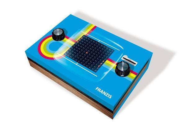 Retro-Spiel zum Selberbauen Selberbauen Selberbauen - Bausatz -  Spielspaß wie vor 40 Jahren  | Outlet Online Store  f3efea