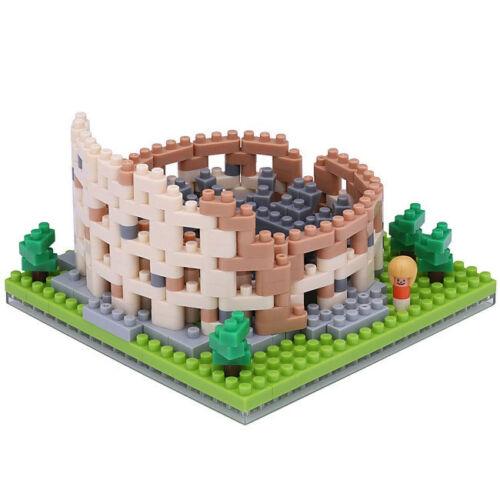 Colosseum Nanoblock