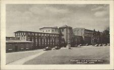 Danielson CT Powdrell & Alexander Mill Postcard