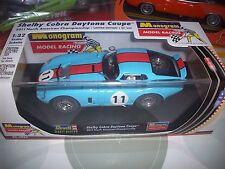 Scalextric / Revell Shelby Cobra Daytona Coupe Rare Gulf  1 of 250 Ltd Ed NMIB