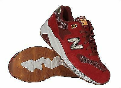 New Balance 580 Lost Worlds Women/'s Running Shoes WRT580LB Red Gold NIB