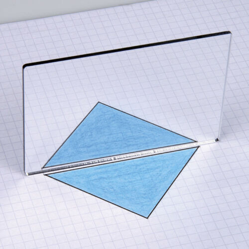 Mathematik Geometriespiegel Taschenspiegel Einschulung Schule NEU