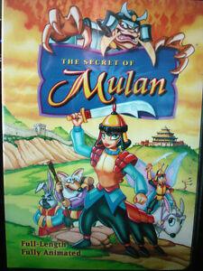 The-Secret-of-Mulan-DVD-2006-WORLDWIDE-SHIP-AVAIL