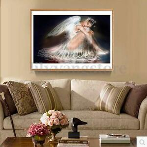 5D-Diamond-Painting-Fairy-Angel-Girl-DIY-Embroidery-Cross-Stitch-Home-Decor