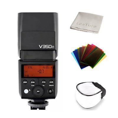 US <b>Godox</b> V350F <b>TTL</b> 2.4G Wireless Camera Flash Speedlite for ...