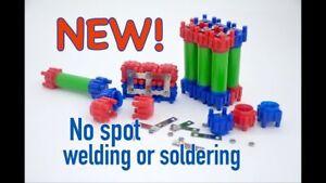Vruzend DIY Solderless 18650Battery Holder kit- Australian Stock Fast