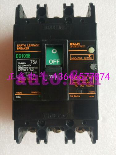 FOR Fuji EG103B 3P 50A 60A 63A 75A 100A Auto-Breaker