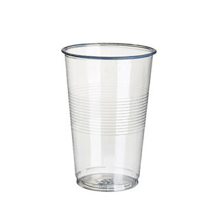 1400 Claire Potable Tasse Ps 0,3 L Ø 7,8 Cm 11 Cm Jetables Gobelet Party Gobelets Plastiques-afficher Le Titre D'origine Utilisation Durable