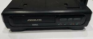 Sega Mega-CD Black Console
