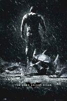 Batman The Dark Knight Rises Bane Mask Advance 24x36 Movie Poster Nolan