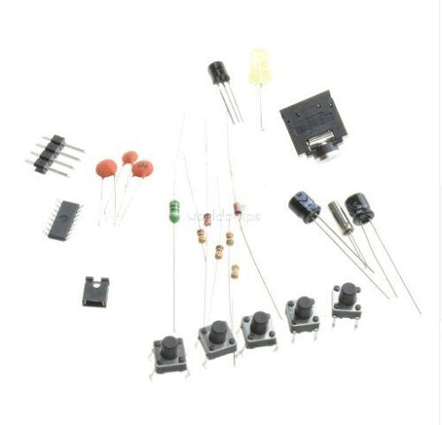 Wireless Stereo FM Radio Receiver Module PCB DIY Electronic Kits 76-108MHz AHS