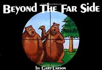 Beyond The Far Side By Gary Larson, (paperback), Andrews Mcmeel Publishing ,