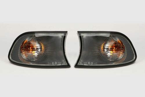 BMW 3 Series E46 00-04 Compact Front Indicators Repeaters Set Left Right OEM