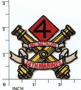Usmc 3 14 Artillery 3rd Battalion 14th Marines Patch Iraq Oif 3d Bn 14th Mar Ebay