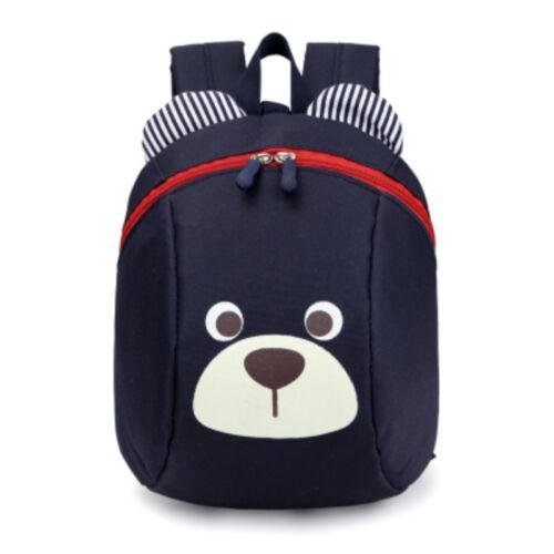 Aged Toddler Backpack Anti-lost Kids Baby Bag Cute Animal Dog Children Backpacks