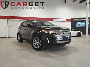 2011 Ford Edge Limited AWD - Heated Seats| Leather| Pano Roof