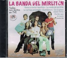 La Banda Del Mirliton Todos Sus Exitos en TV   BRAND  NEW SEALED CD