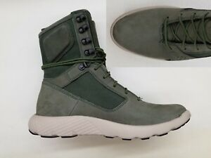 48a494091aa Details about TIMBERLAND MENS LIMITED RELEASE FLYROAM TACTICAL ARMY GREEN  SHOES BOOTS A1OAL US