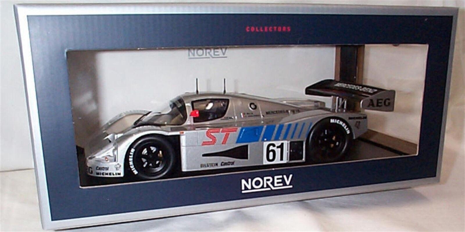Sauber-Mercedes C9 Winner 400kms Suzuka 1989 Baldu   Schless 1 18 - 183441 NOREV