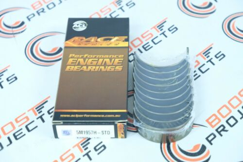 ACL Race Main Bearings For Acura D16A1//97-01 Honda H22A4// 8 F23A 5M1957H-STD