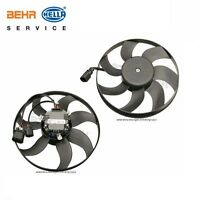 Volkswagen Eos Golf Gti Passat Rabbit Set Of Left And Right Auxiliary Fans