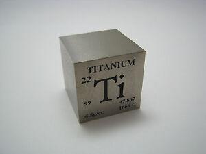 image is loading 1 inch 25 4 mm titanium metal element