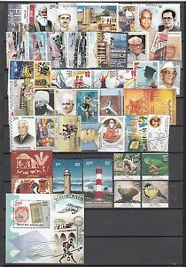 India-2012-MNH-Year-Set-of-47-Stamps