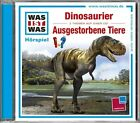 Was ist was Hörspiel-CD: Dinosaurier/ Ausgestorbene Tiere von Manfred Baur (2012)