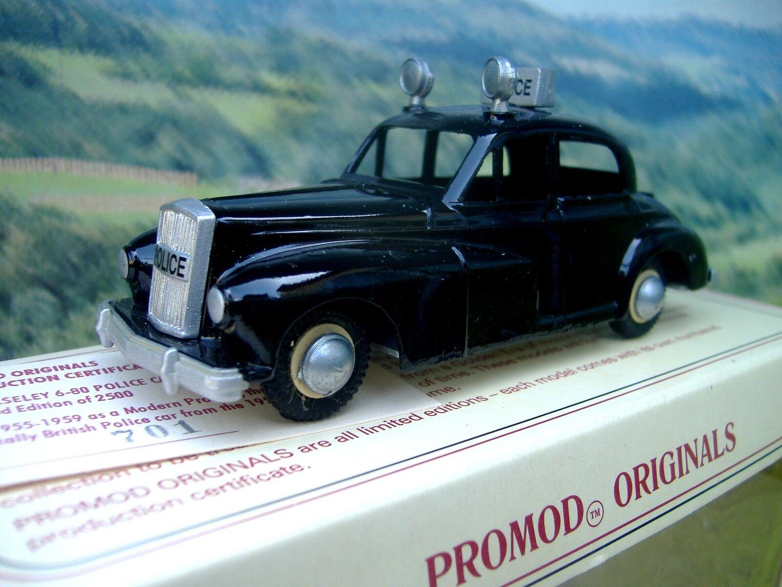 están haciendo actividades de descuento 1 43 Promod Promod Promod Originales (Inglaterra) Wolseley Policial  venta con alto descuento