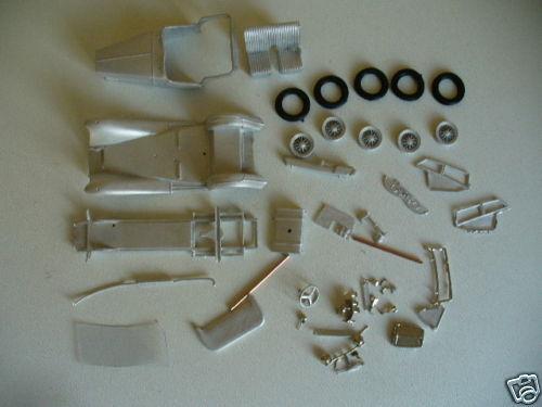 MG TC kit, 1/43rd scale by K & R Replicas