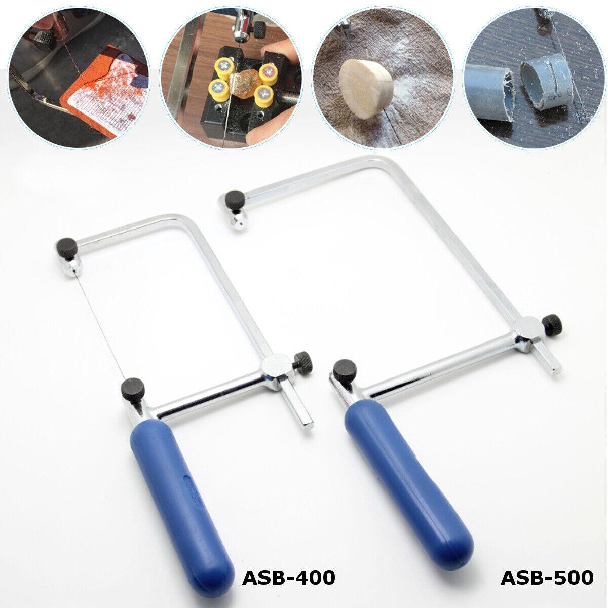 1 X Jade Metal Wire Saw Blade Coping Saw Diamond Wire Saw Frame Cutting Tool