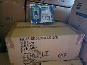 24-Wholesale-Lot-NEW-Factory-Sealed-Blue-Hyperkin-Travel-kit-for-Ps-Vita-2C