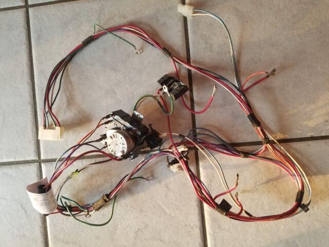 Roper Dryer Wiring Harness | Repair Manual on