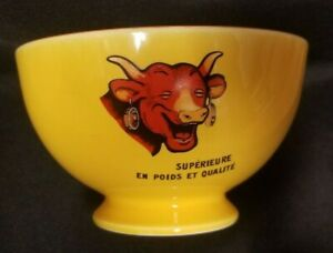 Laughing-Cow-2005-Bowl-Fromageries-Bel-La-Vache-Qui-Rit-Editions-Clouet