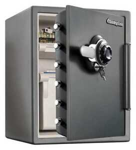 Fire-Safe-2-05-cu-ft-Gray-SENTRY-SAFE-SFW205DPB