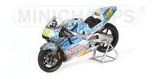 Minichamps Honda NSR 500 Valentino Rossi MotoGP 2001 Mugello Dirty Version, 1:12