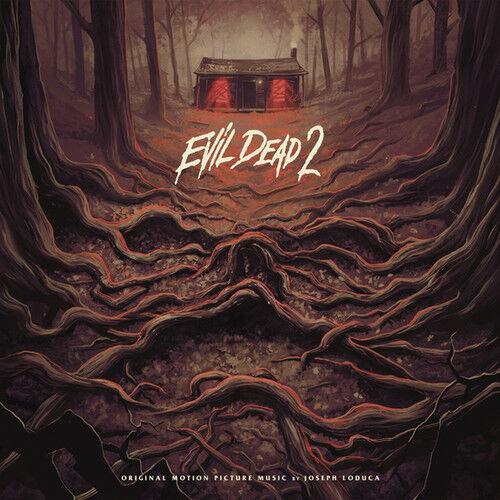 Joseph LoDuca - Evil Dead 2 [New Vinyl LP] Gatefold LP Jacket, 180 Gram, Yellow,