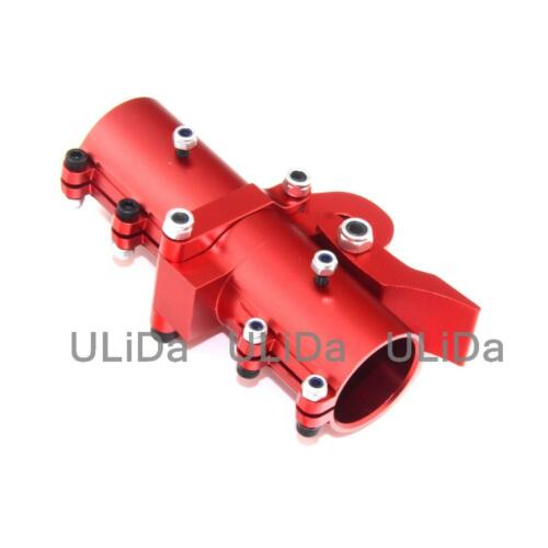 Horizontal Folding Arm Tube Joint 25mm hinge CNC Aluminum for Multicopter Drone