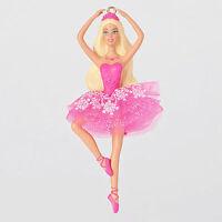 American Greetings Barbie The Sugarplum Princess Ballerina Nutcracker Ornament
