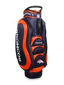 Team Golf Denver Broncos Fairway Cart Bag