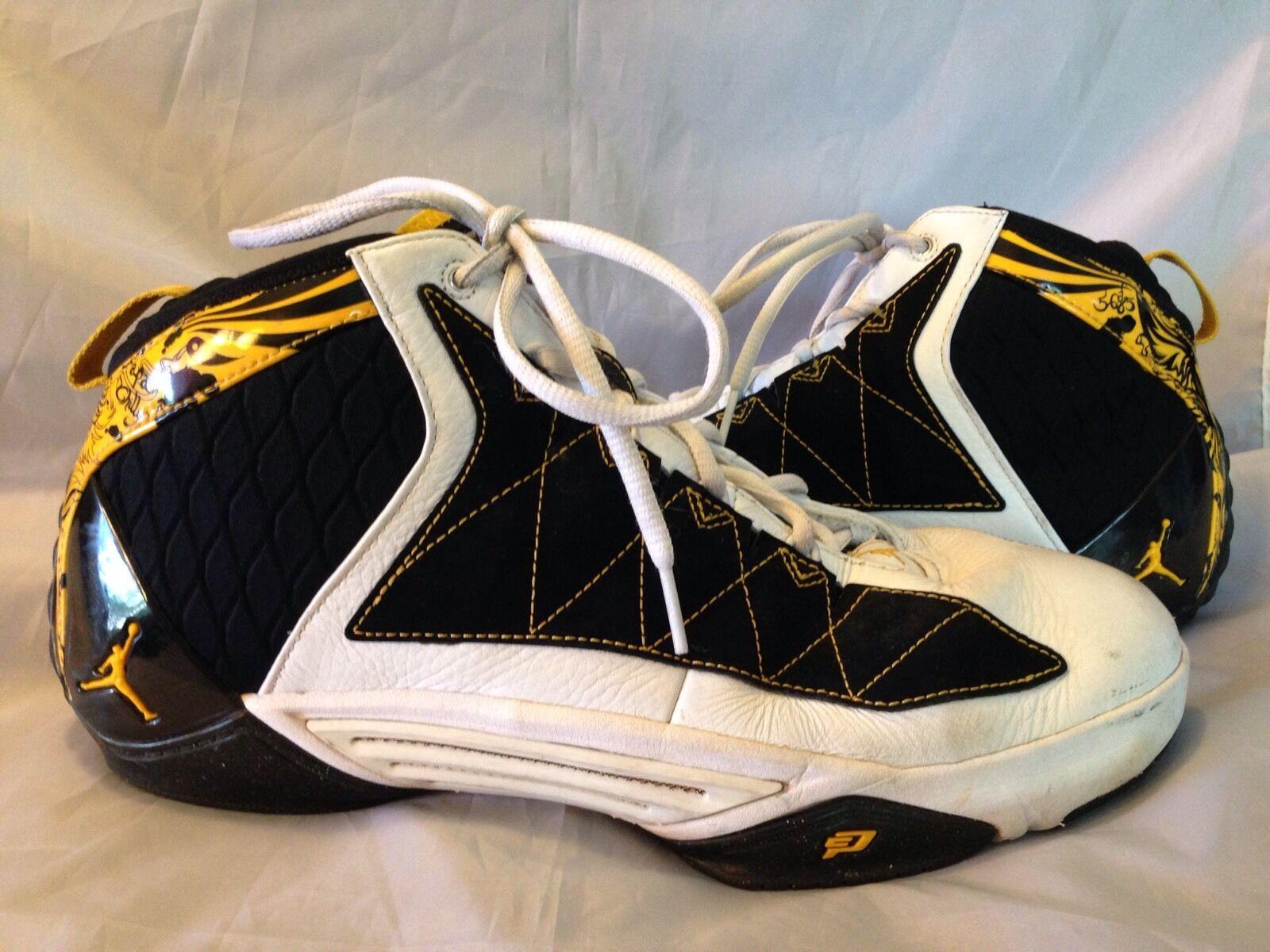 Nike Air Jordan CP3.II Sunstone Chris Paul 2 Bred Doernbecher Sneakers Shoe 10.5