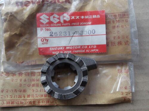 26231 03D00 NOS Suzuki Kickstart gear TS125 1990-94