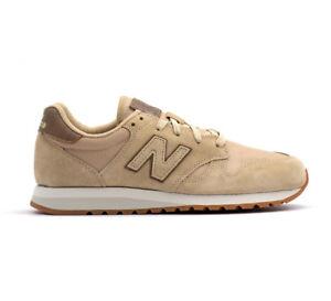 Details zu New Balance Schuhe Sneaker U 520 CH 574 373 420 565 Beige Herren Neu div. Größen